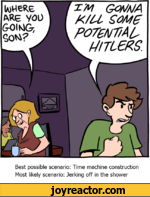 Kill some Hitlers